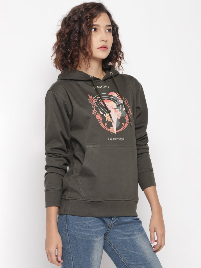 Creativity And Universe Graphic Hoodie